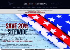 allusaclothing.com