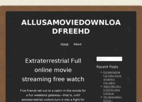 allusamoviedownloadfreehd.wordpress.com