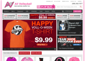 allvolleyball.commercev3.com