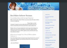 allwaterpurification.com