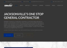 allweathercontractors.com