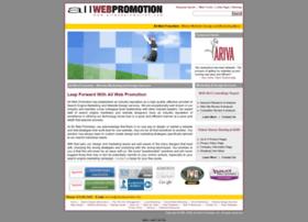 allwebpromotion.com