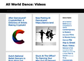 allworlddance.com
