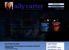 allycarter.com