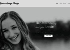 allymacmassagetherapy.com