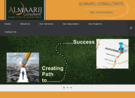 almaarijconsultants.com