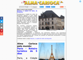 almacarioca.com.br