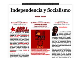 almacenindependenciaysocialismo.wordpress.com
