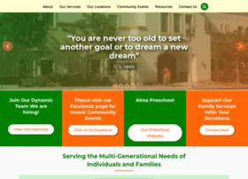 almafamilyservices.org