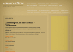 almancaegitim.net