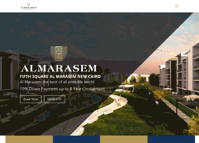 almarasemnewcairo.com