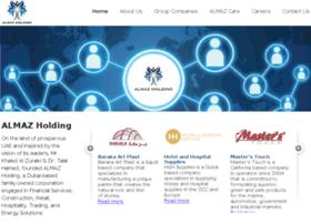 almazholding.com