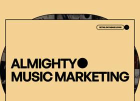 almightymusicmarketing.com