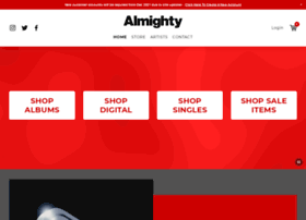 almightyrecords.com