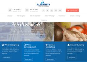 almightywebtechnologies.com