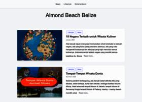almondbeachbelize.com