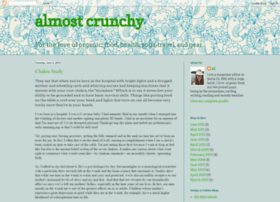 almost-crunchy.blogspot.fr