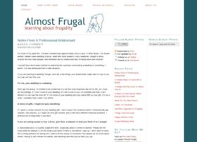 almostfrugal.com