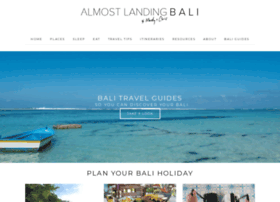 almostlanding-bali.com