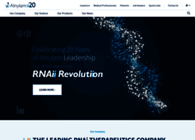 alnylam.com