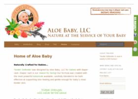 aloe-baby.com