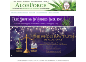 aloeforceproducts.com