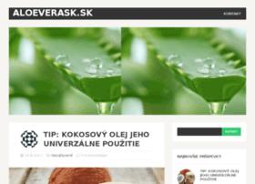 aloeverask.sk