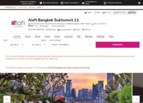 aloftbangkoksukhumvit11.com