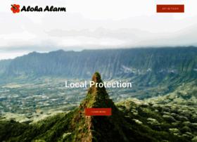 alohaalarm.com