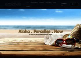 alohabeachresort.com