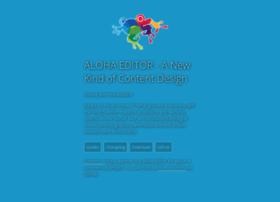 alohaeditor.org