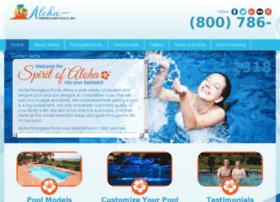 alohafiberglasspools.com