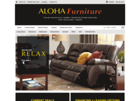 alohafurniture.net