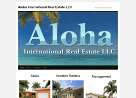 alohainternationalrealestate.com
