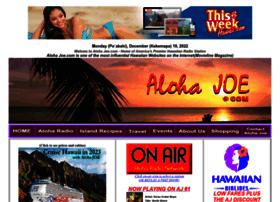 alohajoe.com