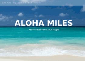 alohamiles.com