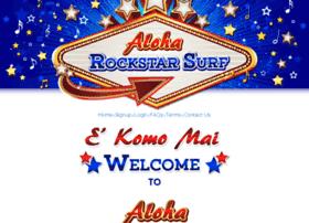aloharockstarsurf.com