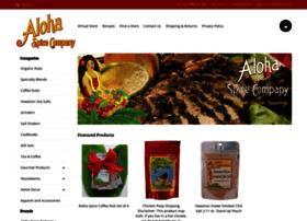 alohaspice.com