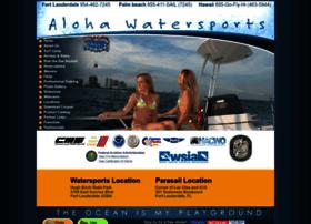 alohawatersports.com