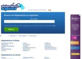 alojamientoargentina.net