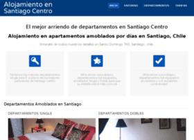 alojamientoensantiagocentro.cl