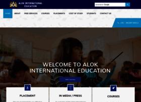 alokinternational.com
