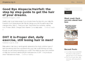 alopecia.org.in