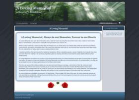 alovingmemorial.com