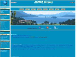 alpaca-voyages.com