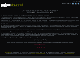 alpchannel.it