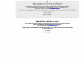 alpen-lifestyle.com