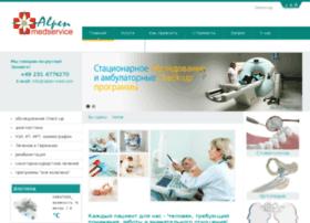 alpen-med.com