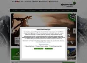 alpenverein.at