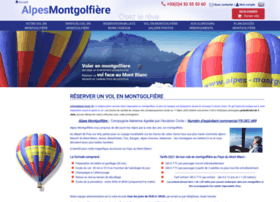 alpes-montgolfiere.fr